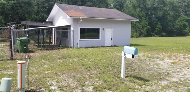 38 Rainbow, Crawfordville, FL 32327 (MLS #288192) :: Best Move Home Sales