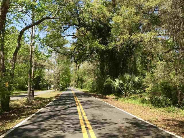 XX Bloxham Cutoff Road, Crawfordville, FL 32327 (MLS #294145) :: Team Goldband