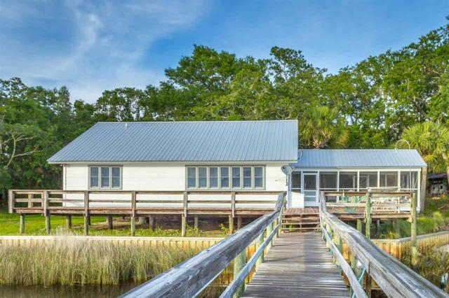 8 River, Ochlockonee Bay, FL 32346 (MLS #294965) :: Best Move Home Sales