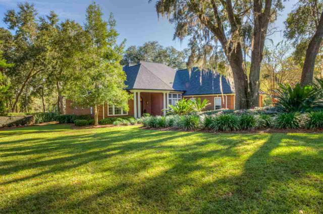 8950 Winged Foot, Tallahassee, FL 32312 (MLS #300852) :: Best Move Home Sales