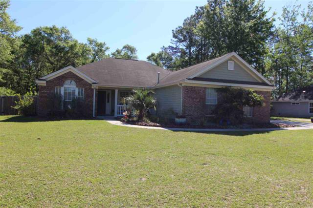 25 Magpie, Crawfordville, FL 32327 (MLS #303107) :: Best Move Home Sales