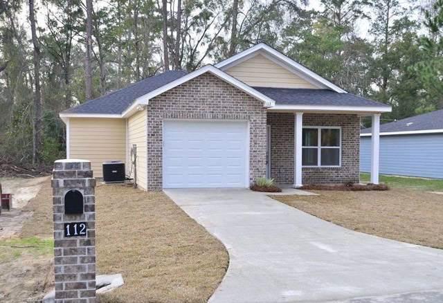 112 Mohave, Crawfordville, FL 32327 (MLS #313917) :: Best Move Home Sales
