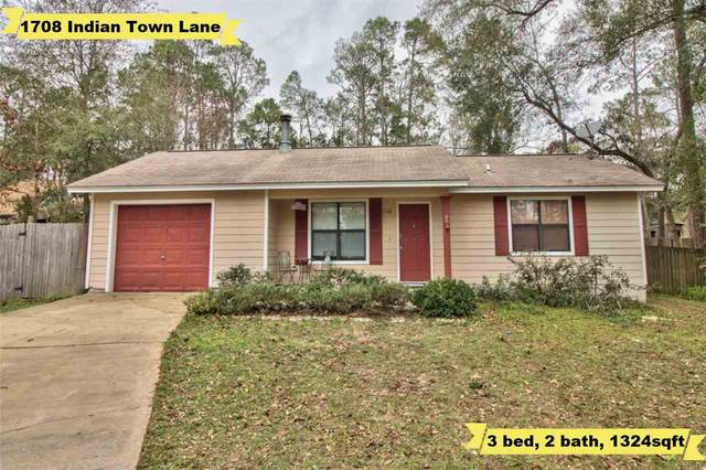 1708 Indian Town, Tallahassee, FL 32312 (MLS #314975) :: Best Move Home Sales