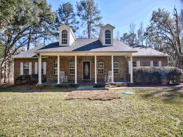2301 Haverhill, Tallahassee, FL 32312 (MLS #315480) :: Best Move Home Sales