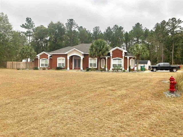 7 Lilac Lane, Crawfordville, FL 32327 (MLS #315543) :: Best Move Home Sales