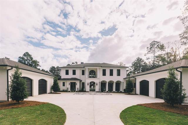 1819 Tuscan Hill Drive, Tallahassee, FL 32312 (MLS #320632) :: Team Goldband