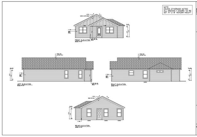 102 Lance Lane, Crawfordville, FL 32327 (MLS #321318) :: Team Goldband