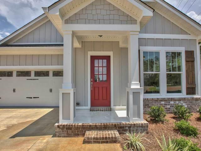8701 Glenoak Trail, Tallahassee, FL 32312 (MLS #322242) :: Danielle Andrews Real Estate