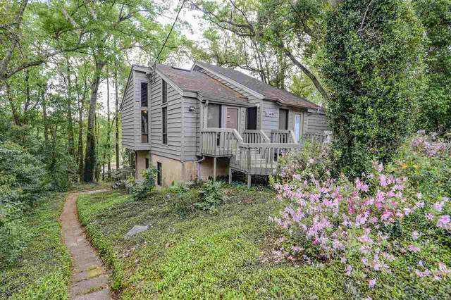 1349 E Lafayette Street, Tallahassee, FL 32301 (MLS #322980) :: Danielle Andrews Real Estate