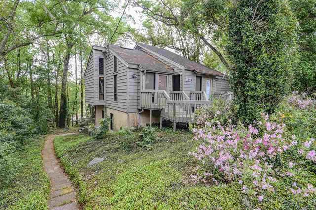 1349 E Lafayette Street, Tallahassee, FL 32301 (MLS #322986) :: Danielle Andrews Real Estate