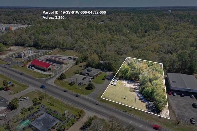 1.5Acres Crawfordville Highway, Wakulla, FL 32327 (MLS #323709) :: Danielle Andrews Real Estate