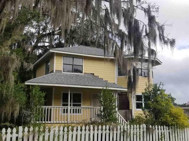 201 W Saxon Street, Perry, FL 32348 (MLS #325094) :: Team Goldband