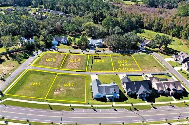 Lot 4/Block B Biltmore Avenue, Tallahassee, FL 32311 (MLS #325766) :: Team Goldband