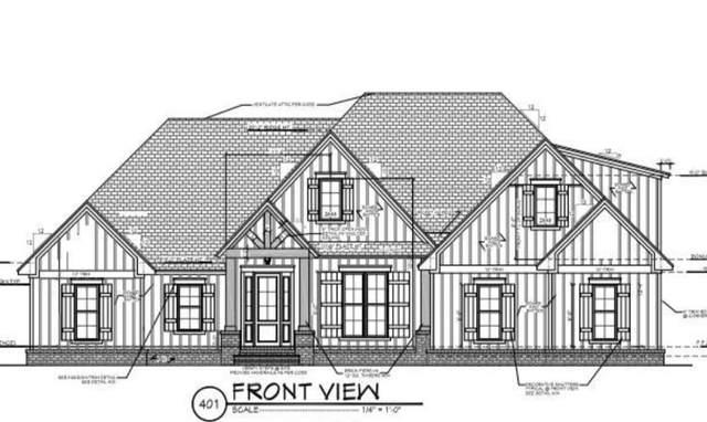 XXXX Gamble Road, Monticello, FL 32344 (MLS #325798) :: Danielle Andrews Real Estate
