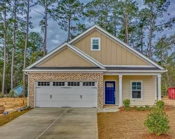 230 Cottage Court, Tallahassee, FL 32308 (MLS #328177) :: Team Goldband