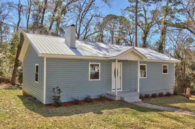 1111 Magnolia Drive, Quincy, FL 32351 (MLS #328867) :: Team Goldband