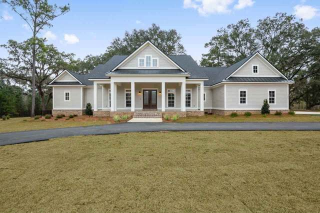 8040 Oak Grove Plantation Road, Tallahassee, FL 32312 (MLS #328882) :: Team Goldband