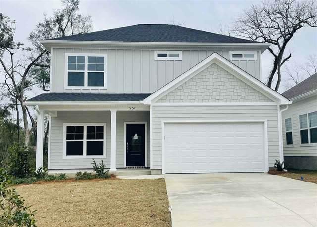 215 Cottage Court, Tallahassee, FL 32308 (MLS #328932) :: Team Goldband