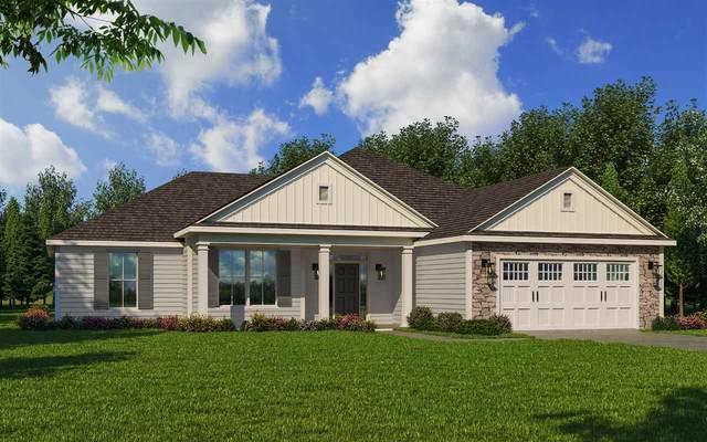 120 London Circle, Crawfordville, FL 32327 (MLS #329015) :: Team Goldband