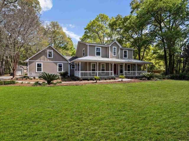 4101 Kimberly Circle, Tallahassee, FL 32309 (MLS #329651) :: Danielle Andrews Real Estate