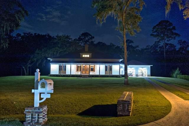 7520 Lick Skillet Drive, Tallahassee, FL 32309 (MLS #329728) :: Team Goldband