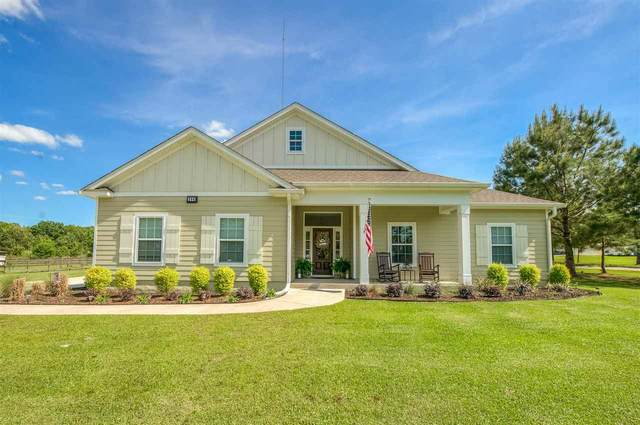286 N White Oak Drive, Monticello, FL 32344 (MLS #331440) :: Danielle Andrews Real Estate