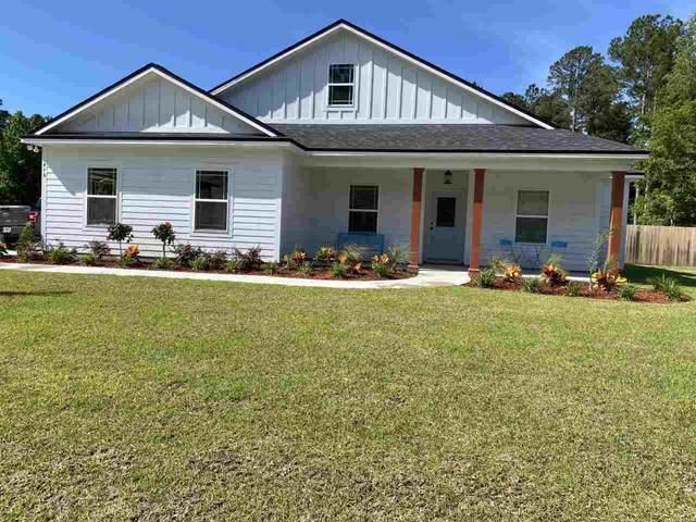 410 Parkside Circle, Crawfordville, FL 32327 (MLS #331819) :: Danielle Andrews Real Estate