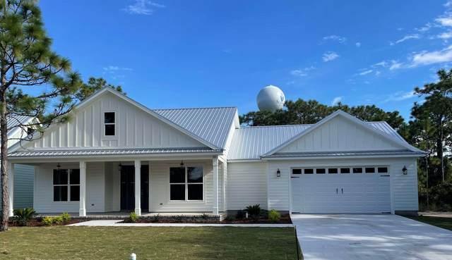 314 Royal Tern Way, Carrabelle, FL 32323 (MLS #332916) :: Team Goldband