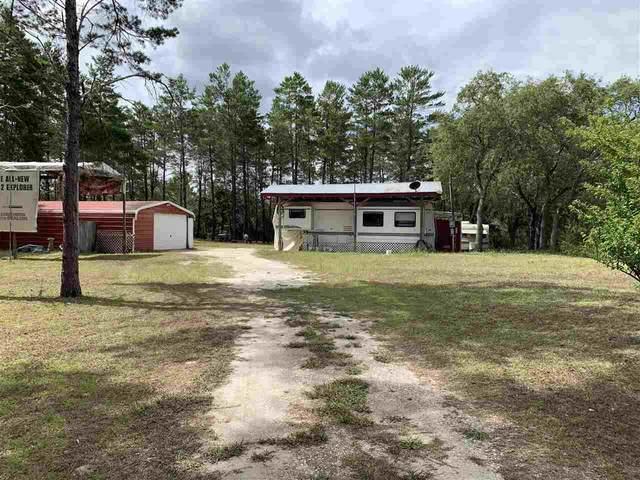 2439 Sea Meadows Drive, Perry, FL 32348 (MLS #333640) :: Danielle Andrews Real Estate