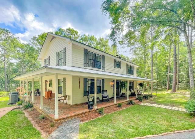 2236 Ten Oaks Drive, Tallahassee, FL 32312 (MLS #338162) :: Team Goldband