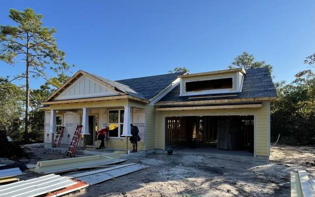 308 Royal Tern Way, Carrabelle, FL 32322 (MLS #338416) :: Team Goldband