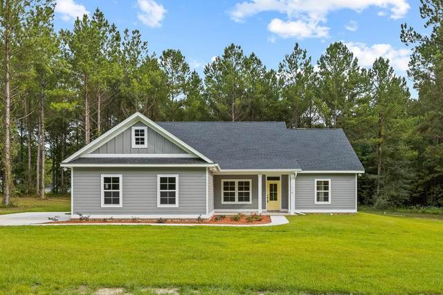 110 Laurel Court, Monticello, FL 32344 (MLS #338591) :: Danielle Andrews Real Estate