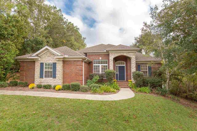 1242 E Ronds Pointe, Tallahassee, FL 32312 (MLS #312562) :: Best Move Home Sales