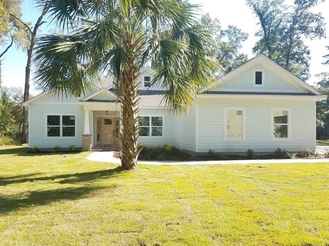 33 Marsue Drive, Crawfordville, FL 32327 (MLS #330957) :: Team Goldband