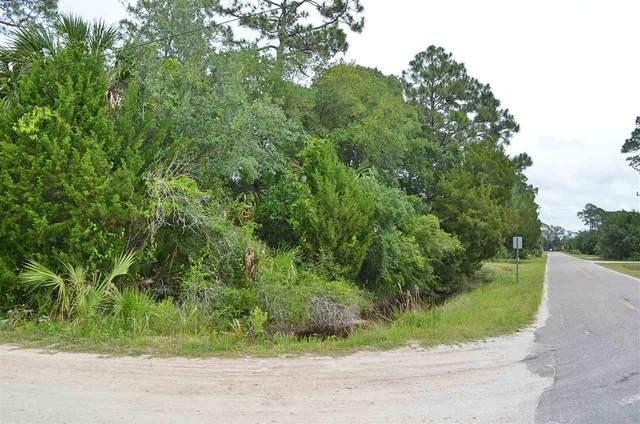 000 Cedar Island, Keaton Beach, FL 32348 (MLS #331903) :: Danielle Andrews Real Estate