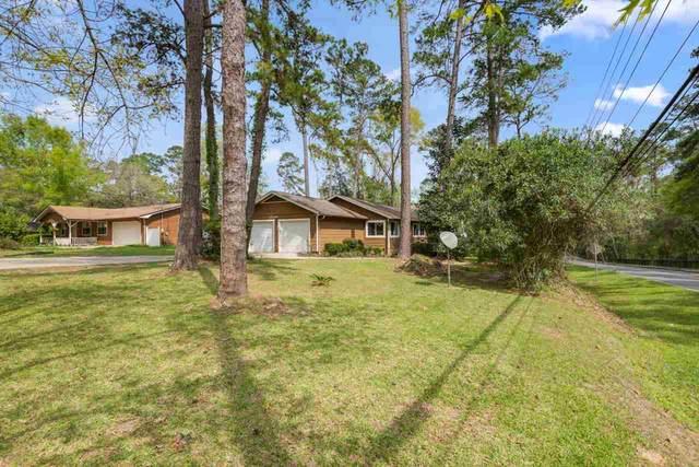 4007 Deer Lane Drive, Tallahassee, FL 32312 (MLS #332158) :: Danielle Andrews Real Estate