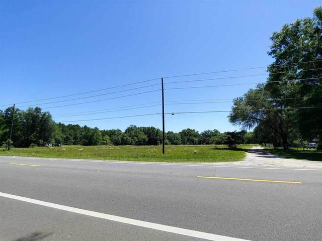 0 N Us 221 Highway, Perry, FL 32347 (MLS #332174) :: Team Goldband