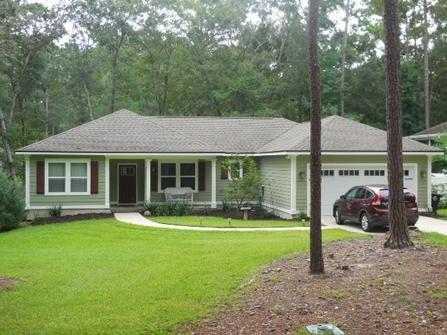 7876 W Briarcreek, Tallahassee, FL 32312 (MLS #284813) :: Purple Door Team