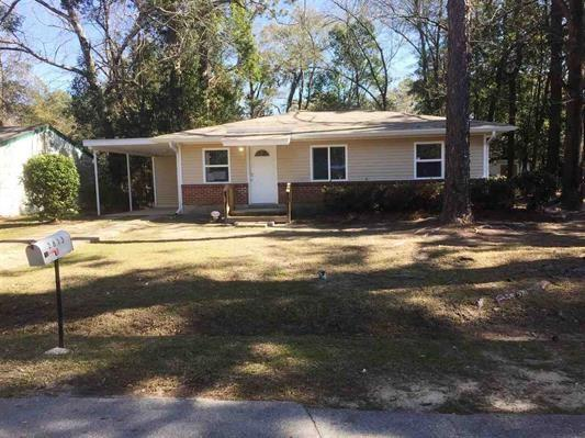 2813 Southwood Dr, Tallahassee, FL 32301 (MLS #285406) :: Purple Door Team
