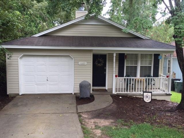 1689 Springwood, Tallahassee, FL 32308 (MLS #287679) :: Purple Door Team