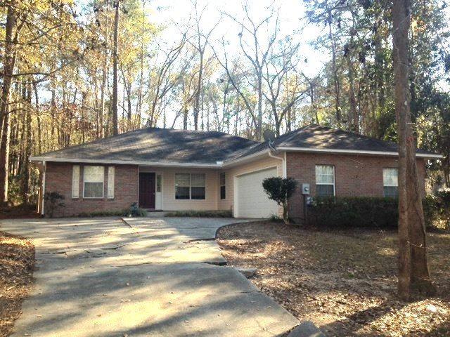1853 Log Ridge, Tallahassee, FL 32308 (MLS #289918) :: Best Move Home Sales