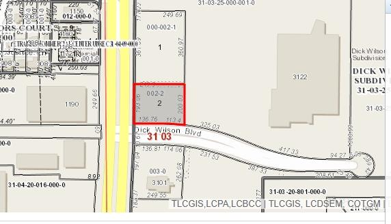 Lot 2 Dick Wilson, Tallahassee, FL 32301 (MLS #291773) :: Berkshire Hathaway HomeServices Beach Properties of Florida