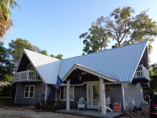 649 Mariner, Alligator Point, FL 32346 (MLS #305877) :: Best Move Home Sales