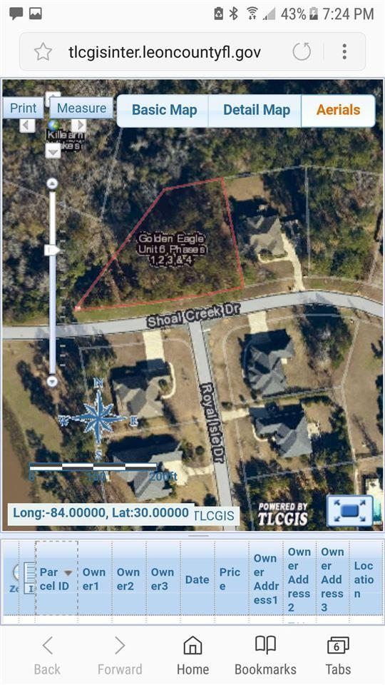 AD-23 Shoal Creek Drive, Tallahassee, FL 32312 (MLS #307349) :: Best Move Home Sales
