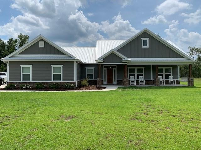 229 Martin Farms, Crawfordville, FL 32327 (MLS #308649) :: Best Move Home Sales