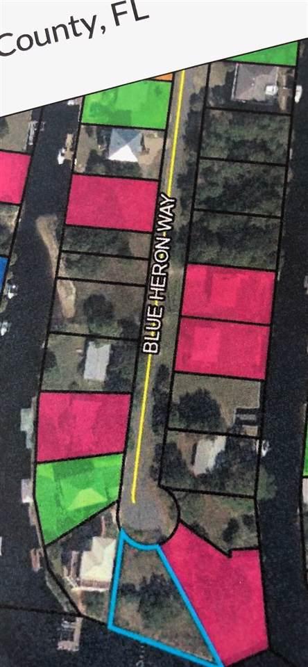 LOT 15 Blue Heron, Panacea, FL 32358 (MLS #311197) :: Best Move Home Sales