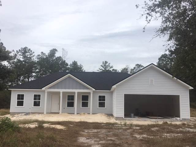 183 Scenic Stream, Crawfordville, FL 32327 (MLS #312197) :: Best Move Home Sales