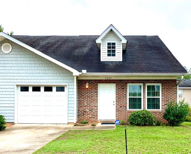 1695 Corey Wood, Tallahassee, FL 32304 (MLS #312470) :: Best Move Home Sales