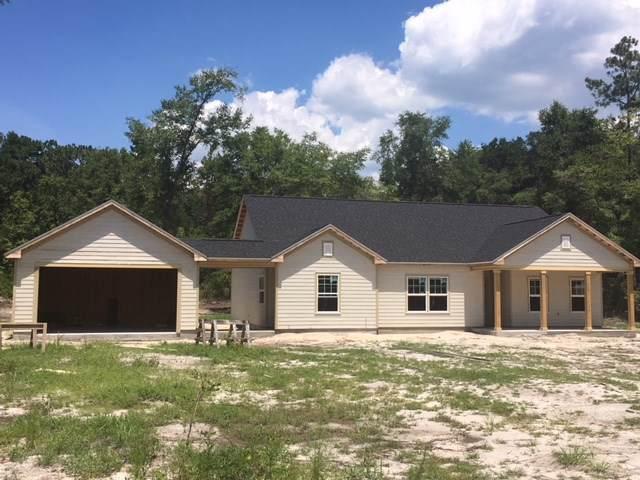 Lot 17B Scenic Stream, Crawfordville, FL 32327 (MLS #312580) :: Best Move Home Sales