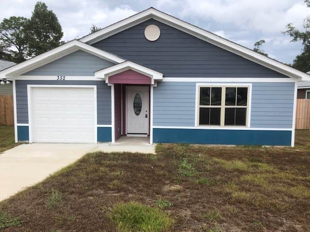 352 Carmen Rocio, Tallahassee, FL 32305 (MLS #313427) :: Best Move Home Sales